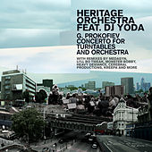 G. Prokofiev Concerto for Turntables by Heritage Orchestra