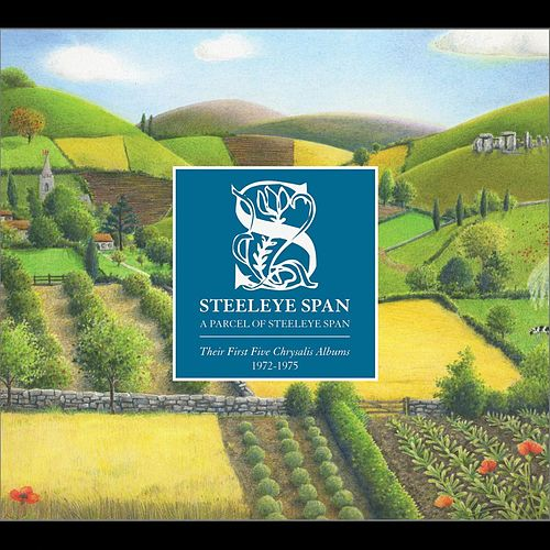 A Parcel Of Steeleye Span (Their First Five Chrysalis Albums 1972-1975) by Steeleye Span