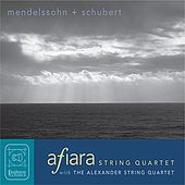 Mendelssohn+Schubert by Afiara String Quartet