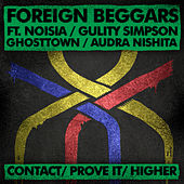 Contact by Foreign Beggars