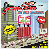 Live At The Garden / Live At The Latin Casino by James Brown