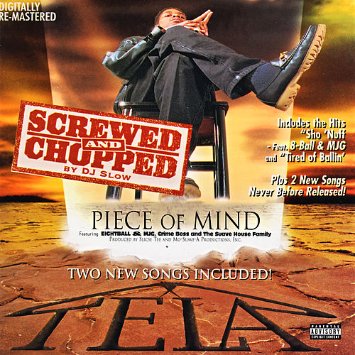 Piece Of Mind: Screwed & Chopped by Tela