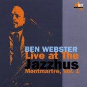 Live At Jazzhus Vol. 1 von Ben Webster