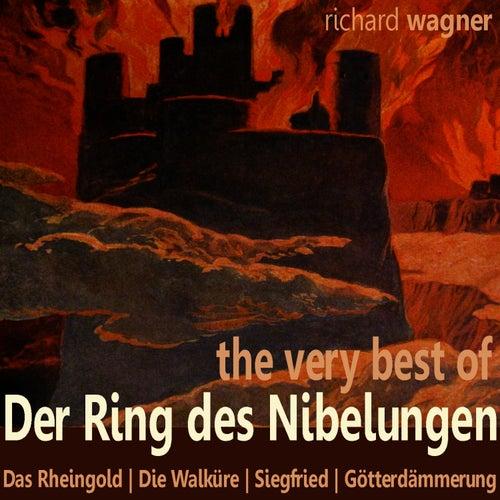 Wagner: The Very Best of der Ring des Nibelungen by Ferdinand Frantz