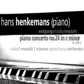 Mozart: Piano Concerto No. 24 in C Minor by Hans Henkemans