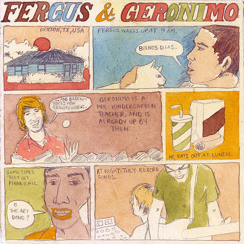 Tell It (In My Ear) by Fergus & Geronimo
