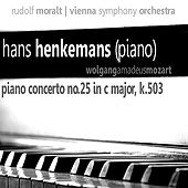 Mozart: Piano Concerto No. 25 in C Major, K 503 by Hans Henkemans