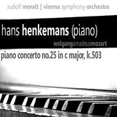 Mozart: Piano Concerto No. 25 in C Major, K 503 by Hans Henkemans
