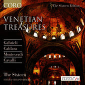 Venetian Treasures von The Sixteen