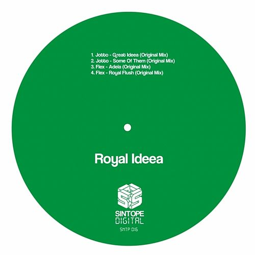 Royal Ideea EP by Various Artists