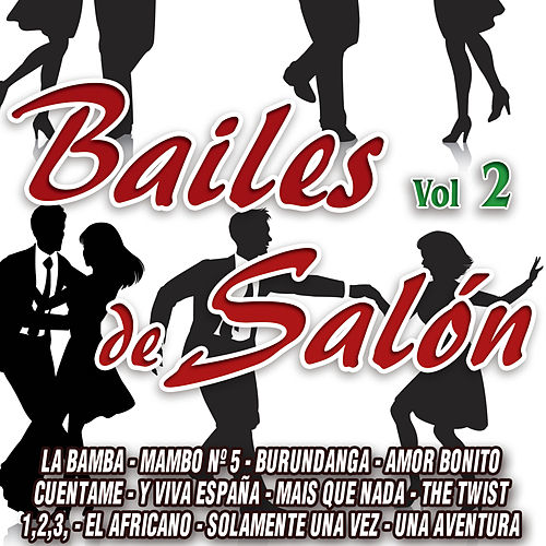 Bailes De Salon Vol.1 by Various Artists