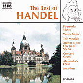 The Best of Handel by George Frideric Handel