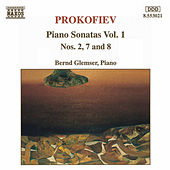Piano Sonatas Nos. 2, 7 and 8 by Sergey Prokofiev