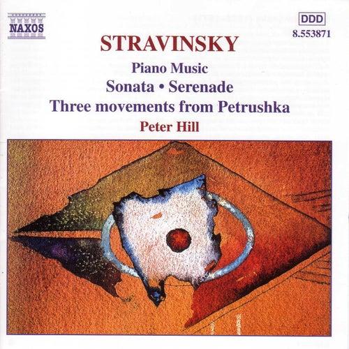 Piano Music by Igor Stravinsky