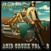 An-ten-nae Presents Acid Crunk Vol. 2 by Various Artists