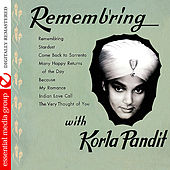 Rememb'ring (Digitally Remastered) by Korla Pandit