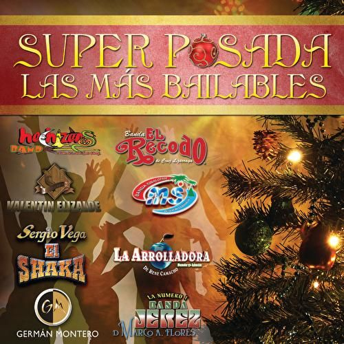 Súper Posada 'Las Más Bailables' by Various Artists