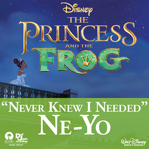 Never Knew I Needed by Ne-Yo