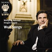 Wolf Songs by Wolfgang Holzmair