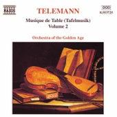 Tafelmusik, Vol. 2 by Georg Philipp Telemann