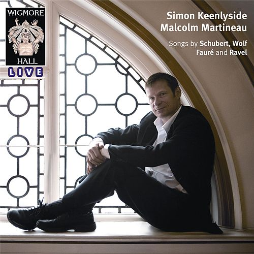 Simon Keenlyside; Malcolm Martineau by Simon Keenlyside