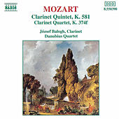 Clarinet Quintet, K. 581 by Wolfgang Amadeus Mozart