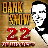 22 Of His Best by Hank Snow