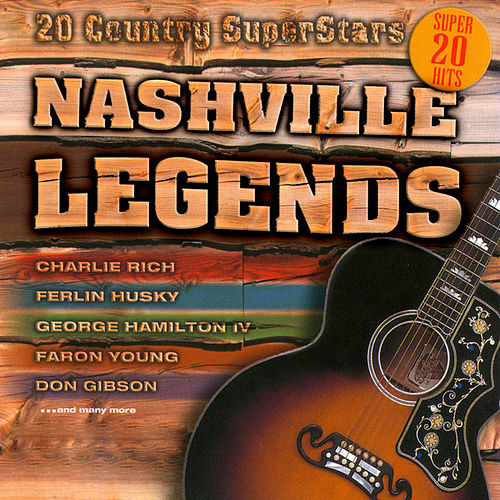 Nashville Legends by Various Artists