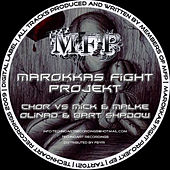 Marokkas Fight Project EP by Chor