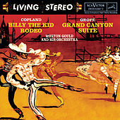 Billy The Kid / Rodeo / Grand Canyon Suite by Morton Gould