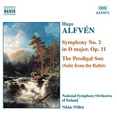 Symphony No. 2  / The Prodigal Son by Hugo Alfven