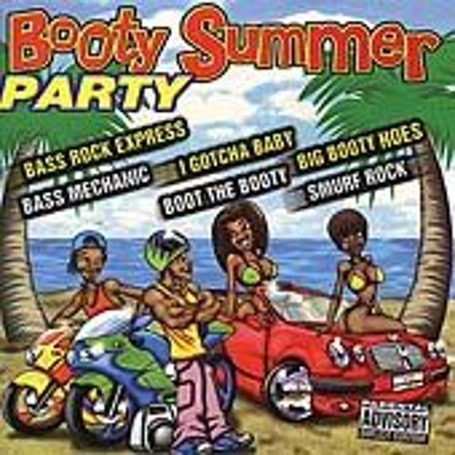 Booty Summer Party by Various Artists