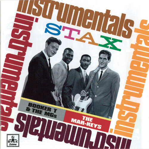 Stax Instrumentals by Various Artists
