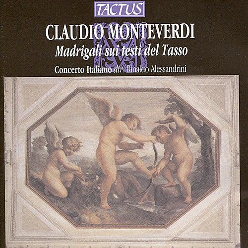 Madrigali Sui Testi Del Tasso by Claudio Monteverdi