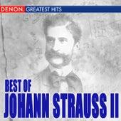 Best Of Johann Strauss II by Various Artists