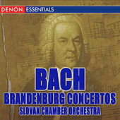 Bach: The Complete Brandenburg Concertos by Oliver Dohnanyi