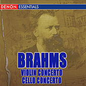Brahms: Violin Concerto Op. 77, Violin & Cello Concerto Op. 102 by Various Artists