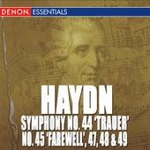 Haydn: Symphony Nos. 44