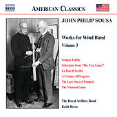 Works For Wind Band by John Philip Sousa