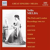 Complete Gramophone Recordings Vol. 3 by Nellie Melba