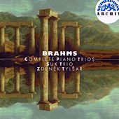 Brahms: Piano Trios by Various Artists