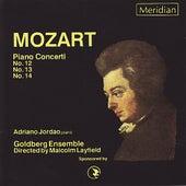 Mozart: Piano Concerti by Adriano Jordao