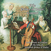 The Prince of Wales' Concert by Anthea Cottee