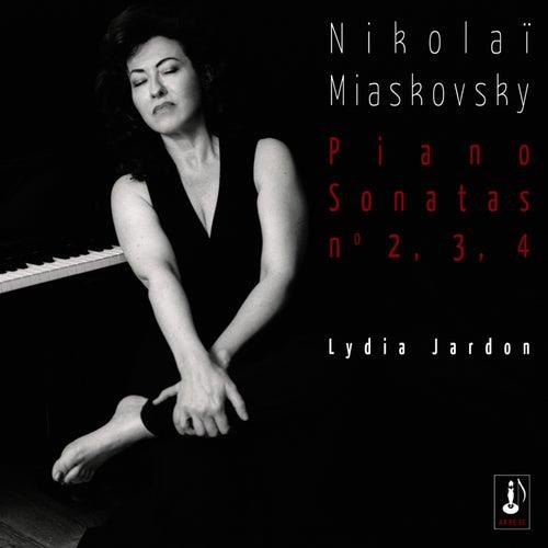 Nikolaï Miaskovsky - Piano Sonatas n°2, 3, 4 by Lydia Jardon