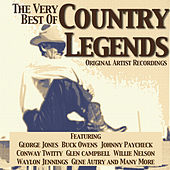 Very Best of Country Legends [United] by Various Artists