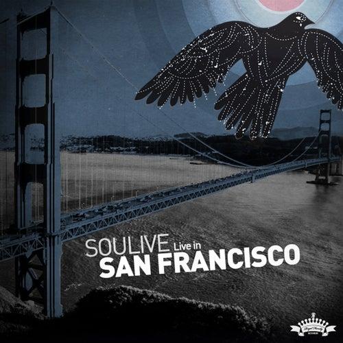 Live in San Francisco von Soulive