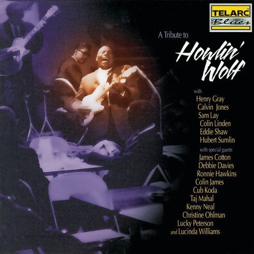 A Tribute to Howlin' Wolf by Various Artists