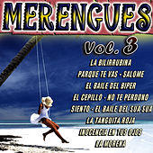 Merengues Vol.3 by Grupo Merenguisimo