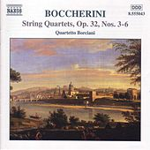 String Quartets, Op. 32, Nos. 3 - 6 by Luigi Boccherini
