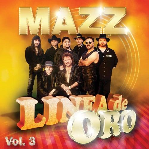 Linea De Oro Vol. 3 by Jimmy Gonzalez y el Grupo Mazz